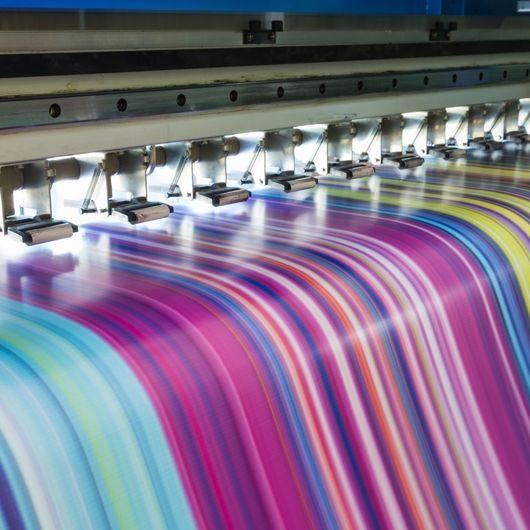 Industria de la impresión