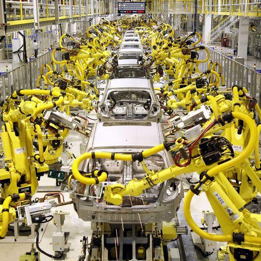 Automobilska industrija